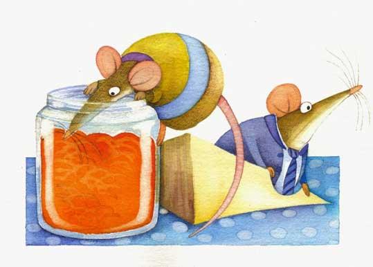 Soñar con ratas y ratones.